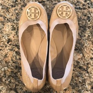🎁Authentic Tory Burch Ballet Flats